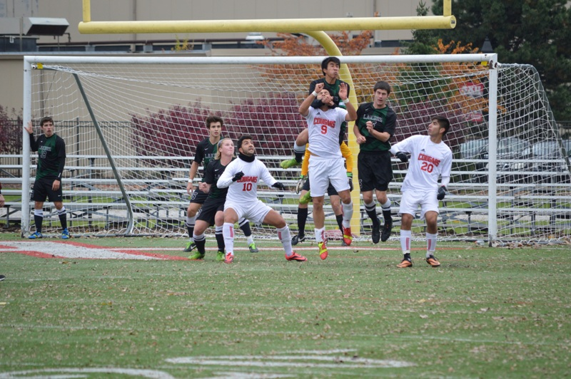 23rd SXU Men's Soccer vs Roosevelt (Ill.) 11/2/13 Photo