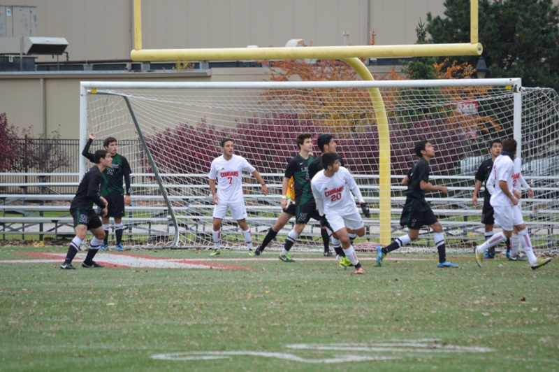 24th SXU Men's Soccer vs Roosevelt (Ill.) 11/2/13 Photo
