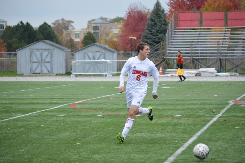 27th SXU Men's Soccer vs Roosevelt (Ill.) 11/2/13 Photo