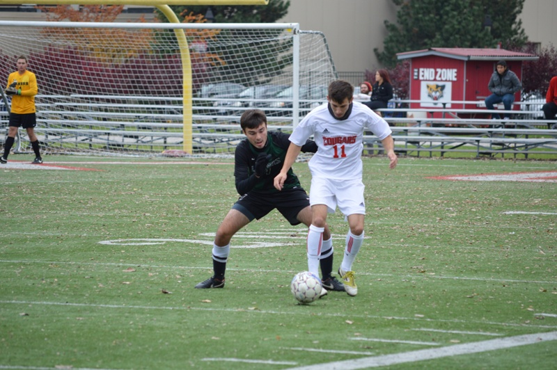 36th SXU Men's Soccer vs Roosevelt (Ill.) 11/2/13 Photo