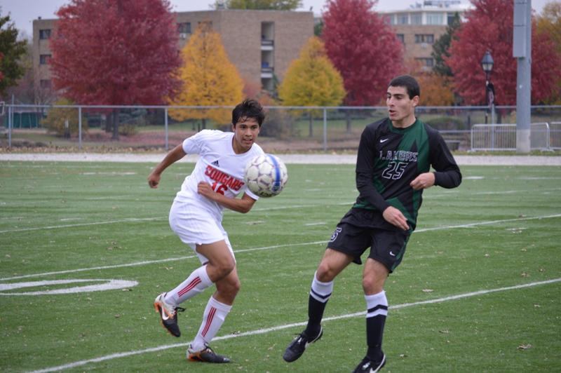 38th SXU Men's Soccer vs Roosevelt (Ill.) 11/2/13 Photo
