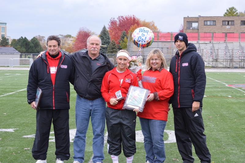 6th SXU Women's Soccer vs Roosevelt (Ill.) 11/2/13 Photo