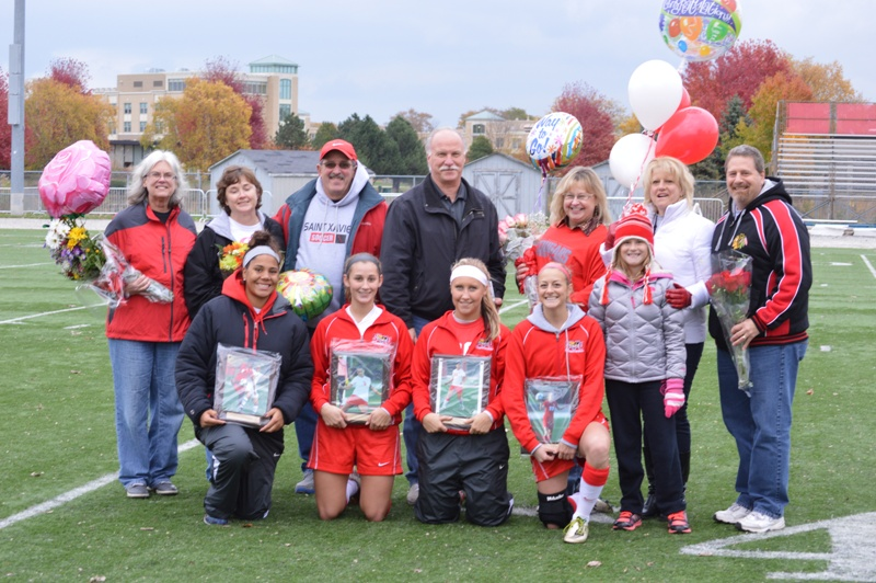 9th SXU Women's Soccer vs Roosevelt (Ill.) 11/2/13 Photo