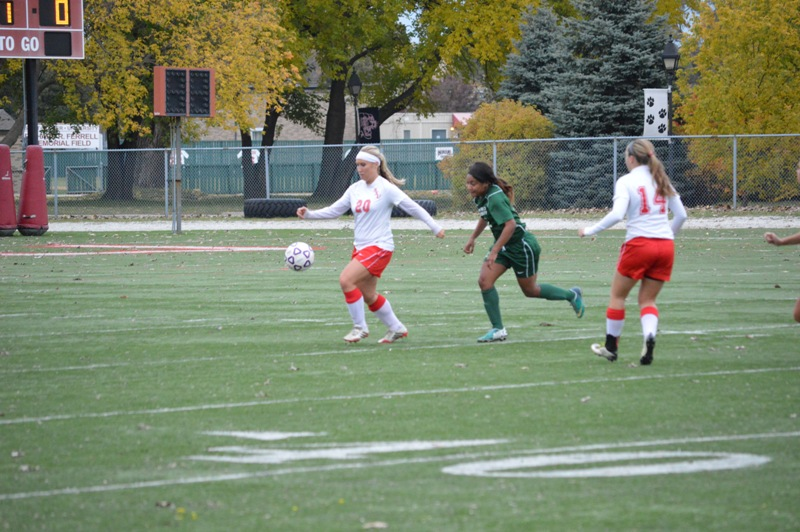 27th SXU Women's Soccer vs Roosevelt (Ill.) 11/2/13 Photo