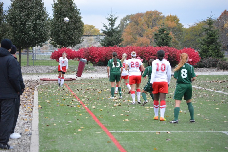 29th SXU Women's Soccer vs Roosevelt (Ill.) 11/2/13 Photo