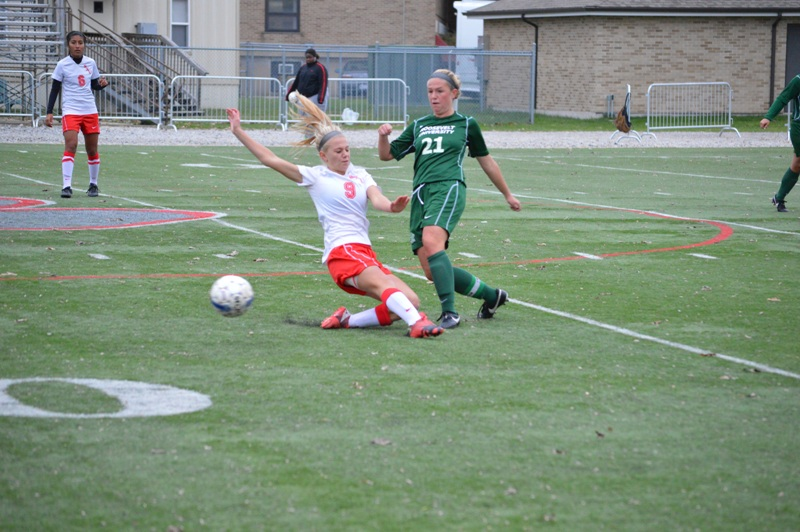 30th SXU Women's Soccer vs Roosevelt (Ill.) 11/2/13 Photo
