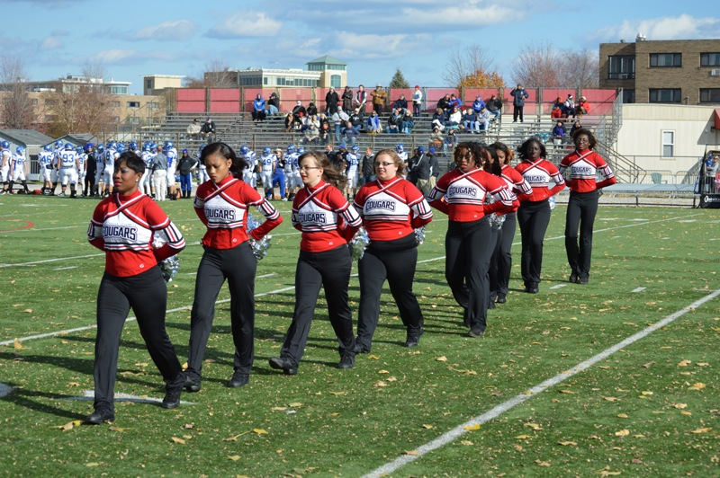 20th SXU Football vs Trinity International (Ill.) 11/9/13 Photo