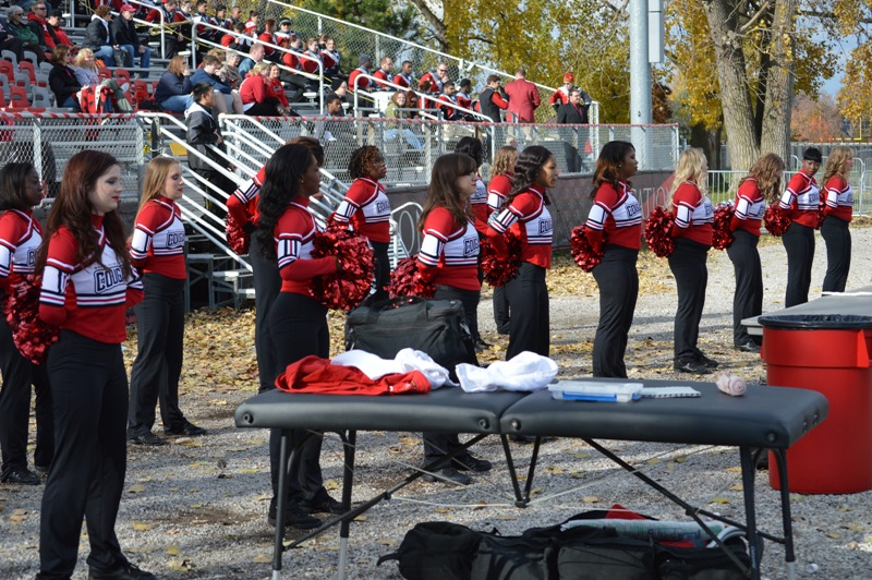 25th SXU Football vs Trinity International (Ill.) 11/9/13 Photo