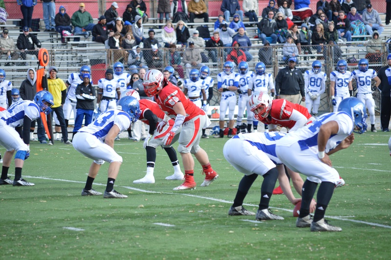 33rd SXU Football vs Trinity International (Ill.) 11/9/13 Photo