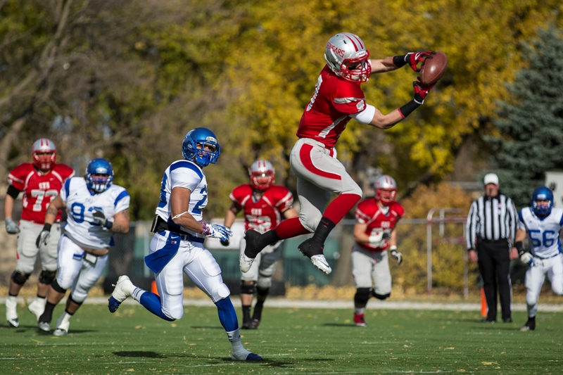 36th SXU Football vs Trinity International (Ill.) 11/9/13 Photo