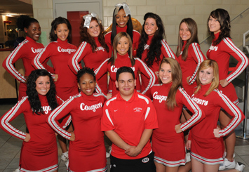 The SXU Cheerleaders will host a fundraiser on Saturday, June 11, in Orland Park