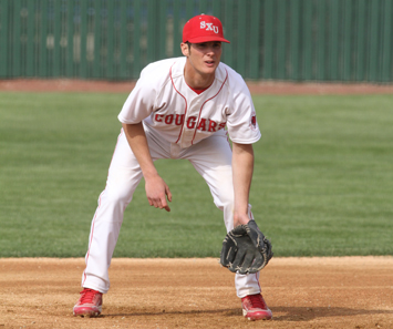 Senior Matt Erickson had five hits, including two doubles, on
