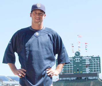 Former Saint Xavier standout reliever Luke Gregerson has been named to Team USA for the 2013 World Baseball Classic