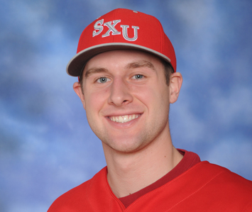 Freshman Scott Vachon had a solid start for SXU, but it was overshadowed by three errors for three unearned runs