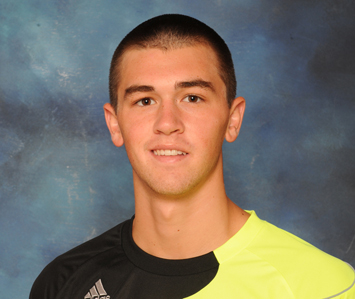 Freshman Kyle Held - CCAC Men's Soccer Defensive Player of the Week
