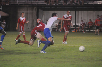 Saint Xavier fell to top ranked Lindsey Wilson, 1-0, Saturday