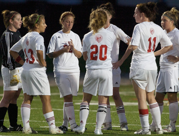 The Saint Xavier women's soccer program will look for new leadership in 2012