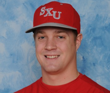 Sophomore Brad Myjak - NAIA National Baseball Player of the Week