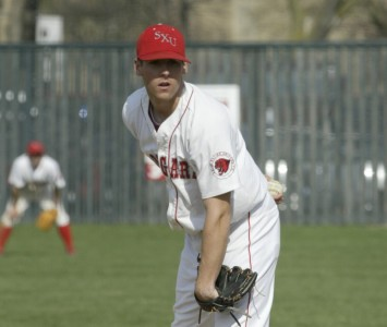 Former SXU pitcher Ryan Quigley was recently signed by the Arizona Diamondbacks
