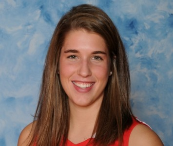 Freshman Suzie Broski had 20 points and seven rebounds for SXU Thursday against Stritch