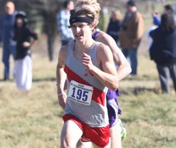 Junior Brian Corcoran was the second NAIA overall finisher in a talented field of 456 runners