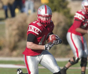 Saint Xavier Football will take the NAIA's No. 1 spot into the 2012 season