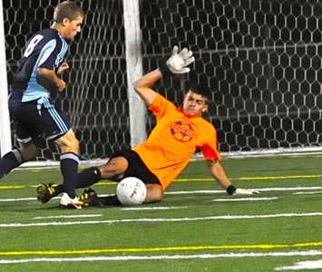 Evan Held will join the Cougar men's soccer roster in the fall of 2012