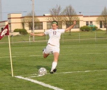 Lauren Labanauskas will join the SXU women's soccer team in Fall 2012