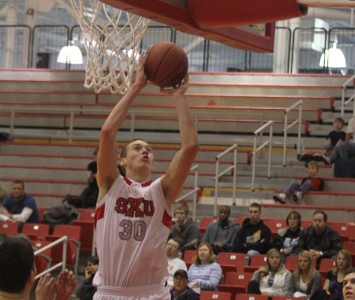 Sophomore Mark Peters - CCAC Men's Basketball Player of the Week