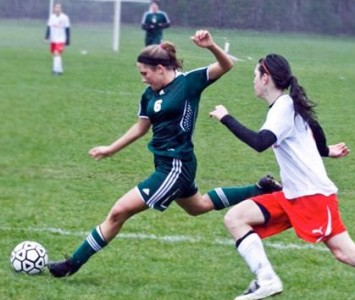 Christina Szocka will join the Cougars next fall out of Crystal Lake South High School