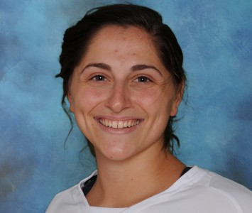 Senior Desiree Aramburu - AVCA NAIA All-Mideast Region First Team selection