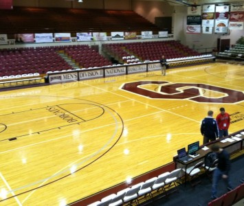 The Keeter Gymnasium will serve as the site of the 2013 NAIA Division II Men's Basketball National Championships