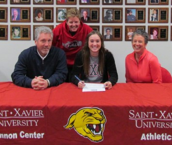 Callie Brown will join the Cougar softball program in 2014