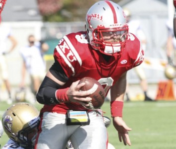 Senior QB Jimmy Coy - 2012 MSFA Mideast League Player of the Year