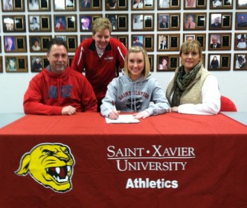 Shepard's Graffeo will join the Saint Xavier softball roster for the 2013-14 academic year