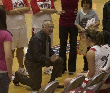 Bob Hallberg's squad finished No. 8 out of 25 of the top NAIA teams
