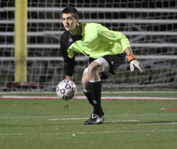 Junior Kyle Held picked up shutout No. 6 on the season in a 3-0 win over Roosevelt