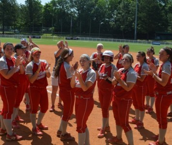 The Saint Xavier softball team wrapped up its best season in program history Monday