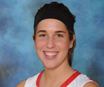 Sophomore Suzie Broski - CCAC Women's Basketball Player of the Week