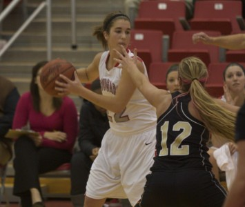 Sophomore Suzie Broski had a career-high 25 points Thursday against TIU
