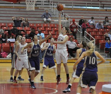 The SXU Women's Basketball Holiday Tournament kicks off at 1 p.m. on Thursday, December 27