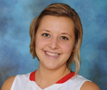 Sophomore Morgan Stuut - CCAC Women's Basketball Player of the Week