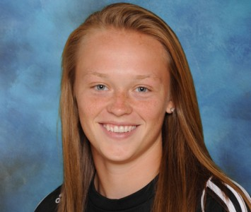 Freshman keeper Cortney Jerzy had three saves for Saint Xavier Saturday