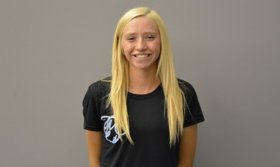 Caroline Kuzel, a pitcher/outfielder out of Sandburg High School, will join Cougar softball in 2015