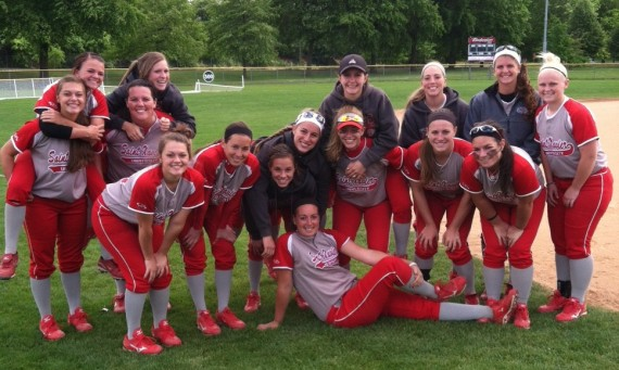 The 2013 SXU Softball squad proved to be one of the program's best ever