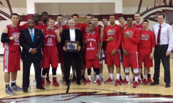 No. 7 Saint Xavier upsets No. 1 Cardinal Stritch to win 2014 CCAC Tournament title