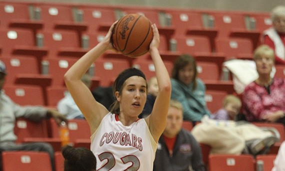Junior Suzie Broski had 18 points and eight rebounds in Wednesday's win over Calumet College