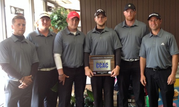The Cougars won the CCAC Championship in just the program's second year and are headed to Daytona Beach, Fla., for Nationals