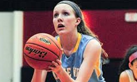 Maine West's Brittany Collins recently signed with SXU women's basketball