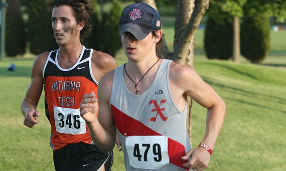 Senior Brian Corcoran wrapped up his stellar cross country career with a 58th individual finish at Nationals
